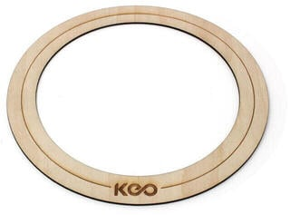 Keo Percussion Bass ''O'' Ring Medium