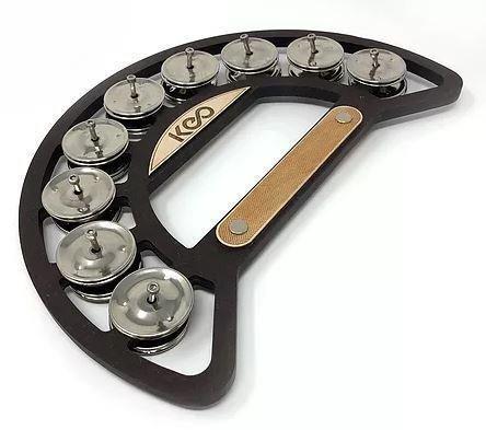 Keo Percussion Tambourine