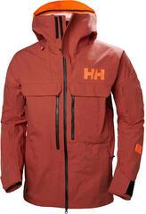 Helly Hansen Elevation Shell 2.0 Mens Jacket Red Brick XL