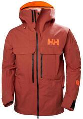 Helly Hansen Elevation Shell 2.0 Mens Jacket Red Brick L