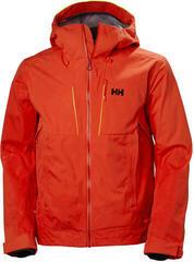 Helly Hansen Alpha Shell Mens Jacket Grenadine XL