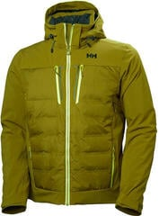 Helly Hansen Freefall Mens Jacket Fir Green M