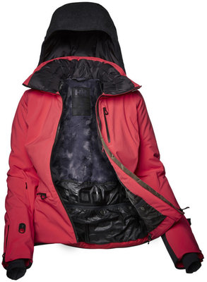 Helly Hansen Paradise Heat Womens Jacket Goji Berry S