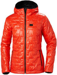 Helly Hansen Lifaloft Hooded Insulator Womens Jacket Grenadine