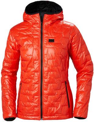 Helly Hansen Lifaloft Hooded Insulator Womens Jacket Grenadine M