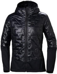 Helly Hansen Lifaloft Hybrid Insulator Womens Jacket Black XS