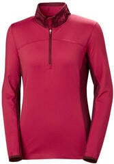 Helly Hansen Phantom 1/2 Zip 2.0 Womens Top Persian Red