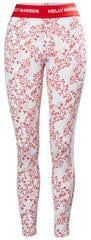 Helly Hansen Lifa Active Graphic Womens Pant Flag Red/Winter Berry P XS