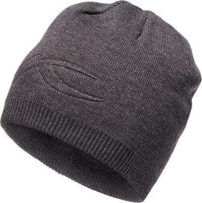 Kjus Unisex Turn Hat Beanie Black Melange