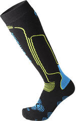 Mico Heavy Weight Primaloft Ski Socks Nero Vigorsol
