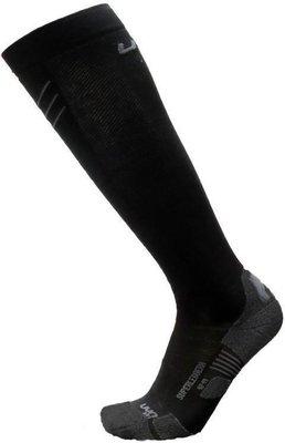 UYN Superleggera Mens Socks Anthracite/Azure 45-47