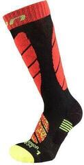 UYN Juniors Socks Black/Red