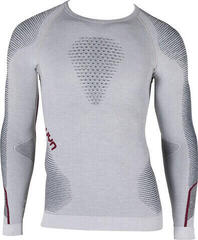 UYN Ambityon Mens Shirt LS White Melange