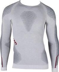 UYN Ambityon Mens Shirt LS White Melange XXL