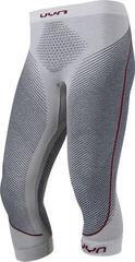 UYN Ambityon Mens Pants Medium White Melange S/M