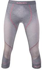 UYN Ambityon Womens Pant Medium Grey Melange/Nude/Salmon