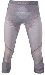 UYN Ambityon Womens Pant Medium Grey Melange/Nude/Salmon