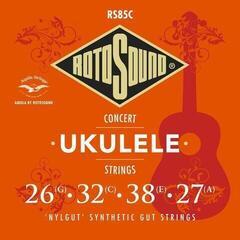 Rotosound RS85C Nylgut Concert Ukulele Strings