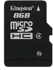 Kingston 8GB Micro SecureDigital (SDHC) Card Class 4