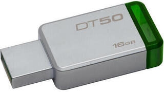 Kingston 16GB Datatraveler DT50 USB 3.1 Gen 1 Flash Drive Green