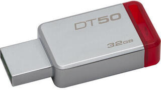 Kingston 32GB Datatraveler DT50 USB 3.1 Gen 1 Flash Drive Red