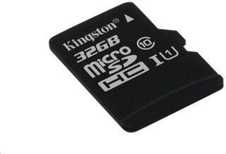 Kingston 32GB Micro SecureDigital (SDHC) Card Class 10 UHS-I