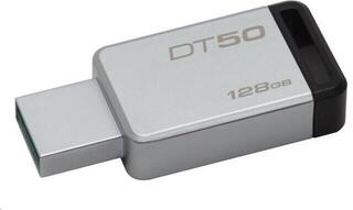 Kingston 128GB Datatraveler DT50 USB 3.1 Gen 1 Flash Drive Black