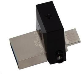 Kingston 16GB DataTraveler microDuo USB 3.1 Gen 1 Flash Drive