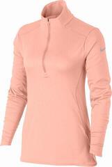 Nike Dri-Fit Womens Sweater Storm Pink