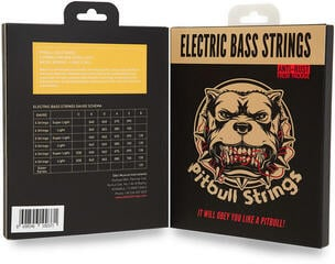 Pitbull Strings GEB-4 SL 40-95 Bass Super Light