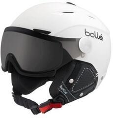Bollé Backline Visor Premium Soft White & Black 54-56 cm 17/18