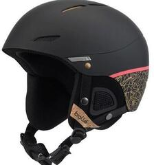 Bollé Juliet Ski Helmet Matte Black/Rose Gold