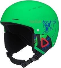 Bollé Quiz Ski Helmet Matte Green Bear