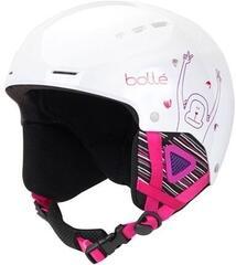 Bollé Quiz Ski Helmet Shiny White Monkey
