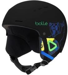 Bollé Quiz Matte Black Bear 49-52 cm 18/19 Junior