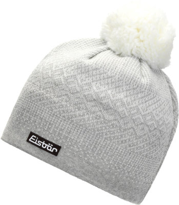 Eisbär Dilkon Pompon Grey/White-White