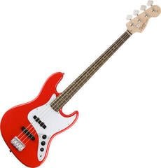 Fender Squier Affinity Series Jazz Bass LR Race Red
