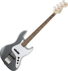 Fender Squier Affinity Series Jazz Bass IL Slick Silver