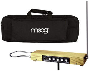 MOOG Etherwave Theremin Plus Ash + Gig Bag Set