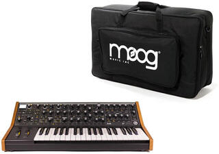 MOOG Subsequent 37 + Gig Bag Set