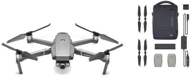 DJI Mavic 2 ZOOM Plus Fly More Kit Set