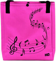 Hudební Obaly H-O TNKLL122 Melody Einkaufstasche