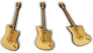 Hudební Obaly H-O Wood Magnet Viola