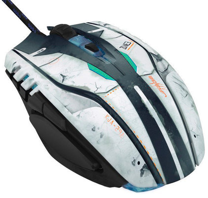 Hama uRage Mouse Morph SciFi 113774