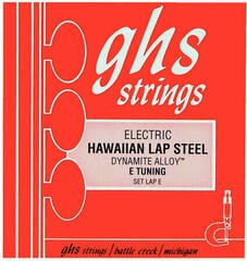 GHS Electric Hawaiian Lap Steel Guitar String Set, 013-056