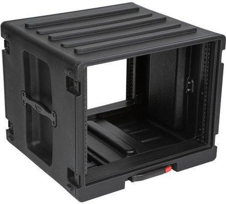 SKB Cases 8U Roto Rolling Rack Case
