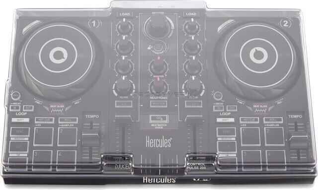 Decksaver Hercules DJ Control Inpulse 200 Cover