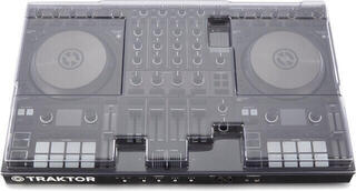 Decksaver Native Instruments Kontrol S4 MK3 Cover