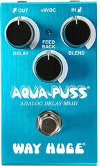 Dunlop Way Huge WM71 Smalls Aqua-Puss Analog Delay