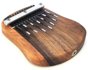 Bolf Kalimbas JUNA Pick Up 2-Row Pentatonic 13
